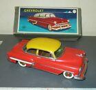 1954 Chevrolet Bel Air Car Tin Car Linemar Marx Japan