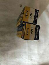 2x Haltron PL84 Vacuum tubes. NOS. Original packaging. Vintage.