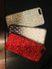 New Gorgeous Bling Designer Glamour iPhone 6s Case Covers  Lot -Set Of ALL 3