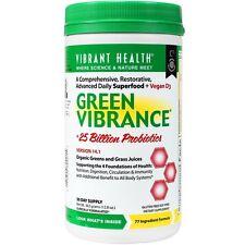 Vibrant Health Green Vibrance 30 Day