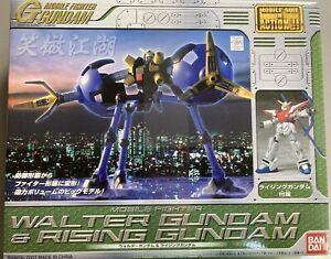 Bandai Mobile Suit Fighter Gundam Walter & Rising Mobile Suit Action Figure MSIA