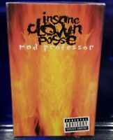 Insane Clown Posse - Mad Professor Cassette Tape SEALED twiztid wu-tang clan icp