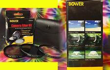 BOWER Filter Kit 72mm ND 4 UV CPL  CAMERA DSLR CANON 28-135, TAMRON AF 28-200mm