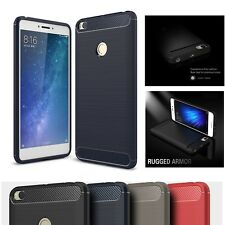 Shockproof Rubber Thin Hard Case Phone Cover For Xiaomi MI Max Redmi 3S Note 4X