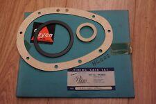 NOS Timing Case gasket set MG Magnette ZA (1489cc) 1953-1955  FREE UK P+P
