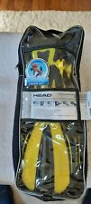 New listing Head Tarpon Snorkeling Fin Snorkel Set Size S, Yellow/Black pre-owned