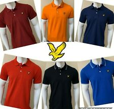 STYLIST LYLE AND SCOTT SHORT SLEEVE POLO SHIRT FOR MEN COMFORTABLE AND GORGEOUS