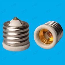 Goliath Rosca E40 ges a Edison es E27 bombilla de luz de cerámica Adaptador Convertidor