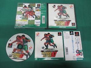 PlayStation -- J.LEAGUE JIKKYOU WINNING ELEVEN '97 -- PS1. JAPAN. 17353