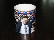 Steven Gerrard Rangers New Manager MUG