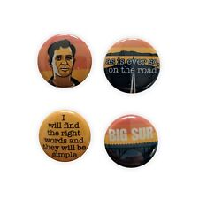 """Beat Génération /"""" le Dharma Clochards /"""" Citation Affiche Jack Kerouac"""