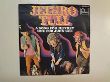 """JETHRO TULL:A Song For Jeffrey-One For John Gee-Germany 7"""" 68 Fontana 269391 PSL"""