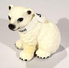 New Schleich Polar Bear Cub Toy Figure # 14660