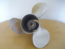 NEW Mercury Quicksilver 48-16319A45 Prop Propeller 14.75 x 21 LH Stainless Steel