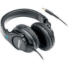 SHURE SRH440 Professional Studio Recording Headphones - AUTHORIZED USA DEALER