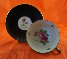 Shelley Fine Bone China Cup and Saucer English Rose