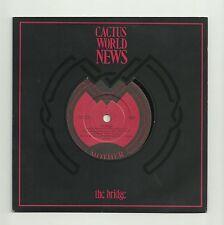 "Cactus World News - The Bridge (7"" Black Vinyl) Single"
