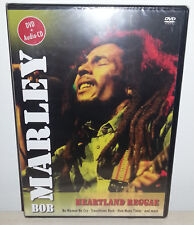 DVD + CD BOB MARLEY - HEARTLAND REGGAE - NUOVO NEW