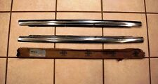 NOS 1950-1951 BUICK Rear Door Belt Molding LH/RH Special Super Roadmaster Sedan