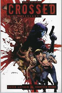 Crossed Volume # 12 !!  Trade Papar back !!  TPB !!  Collects # 62 - # 70 !!  NM