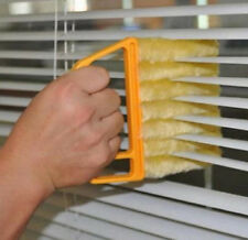 Creative Microfibre Venetian Blind Blade Kitchen Cleaner Window Clean Brush