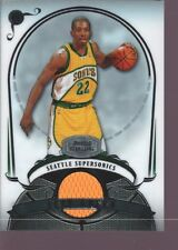 JEFF GREEN 2007-08 BOWMAN STERLING ROOKIE GOLD JERSEY PATCH RC GRIZZLIES $15