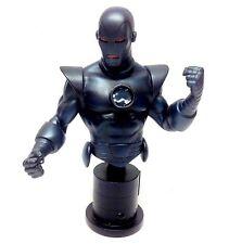 "Marvel Comics Bowen Classic 70's STEALTH IRON MAN 7"" statue bust figure, no box"