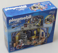 PRL) PLAYMOBIL 6156 MY KNIGHTS TREASURE PLAY BOX GIOCATTOLO TOY JOUET KNIGHTS