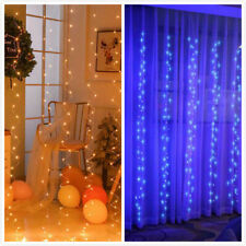 Led String Garland Fairy Light String Chain Home Garden Wedding Party Decor KV