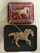 Westland 2007 The Trail of Painted Ponies Ornament Gingerbread Pony #12419