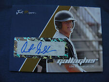 2008 Just Minors Autograph #35/50 Austin Gallagher Los Angeles (N) #26 $1 S&H