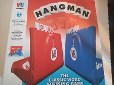 MB Games Hangman Word Game Classic Retro 1997 Family Fun