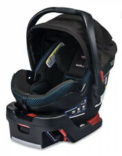 Britax B-Safe Ultra Cool Flow Infant Car Seat in Teal Mesh Brand New! Free Ship!
