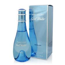 DAVIDOFF COOL WATER FOR WOMEN 100ML EAU DE TOILETTE  SPRAY BRAND NEW & BOXED