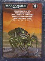 Canoptek Spyder Necrons Necron Warhammer 40K NIB Flipside