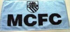 Manchester City Cotton Bar Towel   500mm x 250mm  (pp)