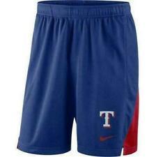 Nike Texas Rangers Baseball Dri-Fit Franchise Shorts Size XXL