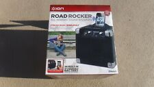 Ion Road Rocker Compact Portable Speaker System With Auxilliary USB Charger