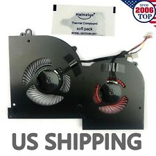 US New GPU Cooling Fan for MSI GS65 GS65 Stealth GS65VR MS-16Q2 16Q2-CPU-CW