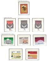 Macao Stamps | 1984 full year | Stamps + Minisheet | MNH