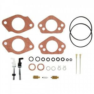 "New Genuine SU Carburetor Rebuild Kit MGB 1972-74 1 1/2"" HIF W Needles"