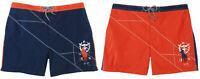 Polo Ralph Lauren Mens Big Pony Navy Red Molokai Swim Trunks Surf Board Shorts