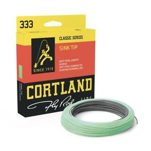 Cortland 333 Sink Tip Fly Line