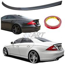 Aleron para Mercedes Cls W219 2004-2010 spoiler realizado en plástico Abs + 3M