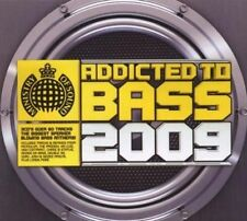 Ministry of Sound Addicted to Bass 2009 Various Artists CD