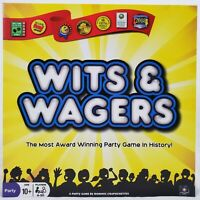 Wits & Wagers Party Game North Star Games Poker Like Fun Family Game