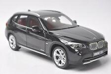 BMW X1 xDrive28i car model in scale 1:18 black sapphire
