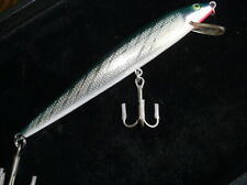 REBEL Minnow, 7 inch  Silverside, neverwet