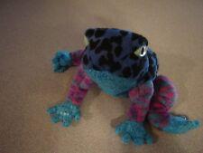 "TY beanie babys "" Dart""(  frog )"