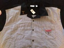 Disneyland Cars Land radiator springs mechanic shirt new with tags 3XL Disney
